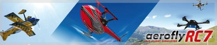 aeroflyRC7 (Modellflug-Simulator)