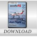 aeroflyFS MAC auf DVD mit deutschem Begleitheft