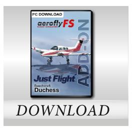 aeroflyFS1 Add-On Beechcraft Duchess (WINDOWS)
