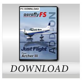 aeroflyFS1 Add-On Piper Archer (WINDOWS)