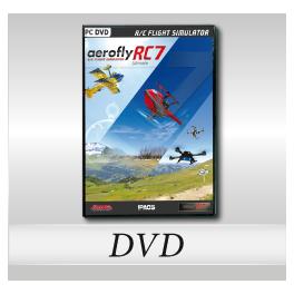 aeroflyRC7 PROFESSIONAL (DVD)