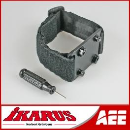 AEE Watercase-Adapter mit Gurtbefestigung