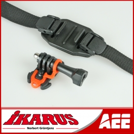 AEE Fahrradhelm-Adapter