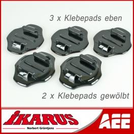 AEE 5er-Set Klebepads