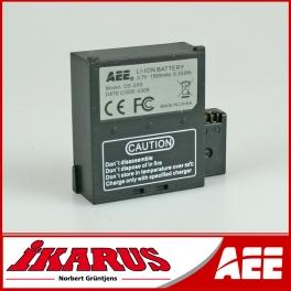 AEE-Zusatzakku für Kameras der S-Serie