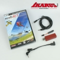 Set: aeroflyRC7 ULTIMATE with USB-Interface for Grp/Futaba/Spektrum