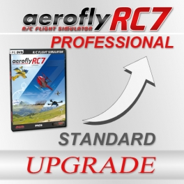 Upgrade von  RC7 Standard auf RC7 Professional (Windows)