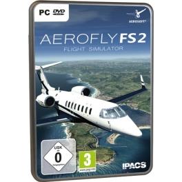Aerofly FS2 auf DVD für Windows