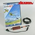 Komplettset: aeroflyRC7 PROFESSIONAL mit USB-Interface für Futaba