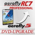 Upgrade from aerofly5 to RC7 PROFESSIONAL (DVD)