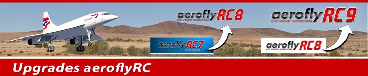 Alle aerofly Upgrades