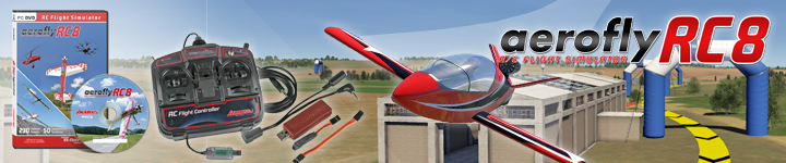 aeroflyRC8 Bundles
