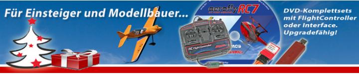 aeroflyRC7-Weihnachts-Sets