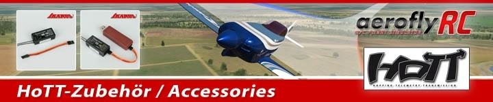 aerofly-Zubehör für HoTT