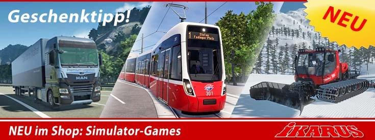 Simulator-Games