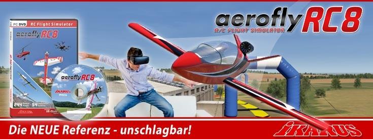 aeroflyRC8 - Die neue Referenz